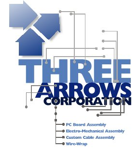 Three Arrows Corporation - Regional Leaders in PC Board Assembly, Custom Cabling, Wire Wrap and Electromechanical Assembly.